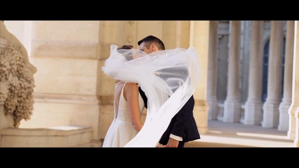 2019. - MARIAGE MARSEILLE PARIS BRETAGNE TOULOUSE BOURGOGNE  Videos de mariages - Vidéaste de mariage