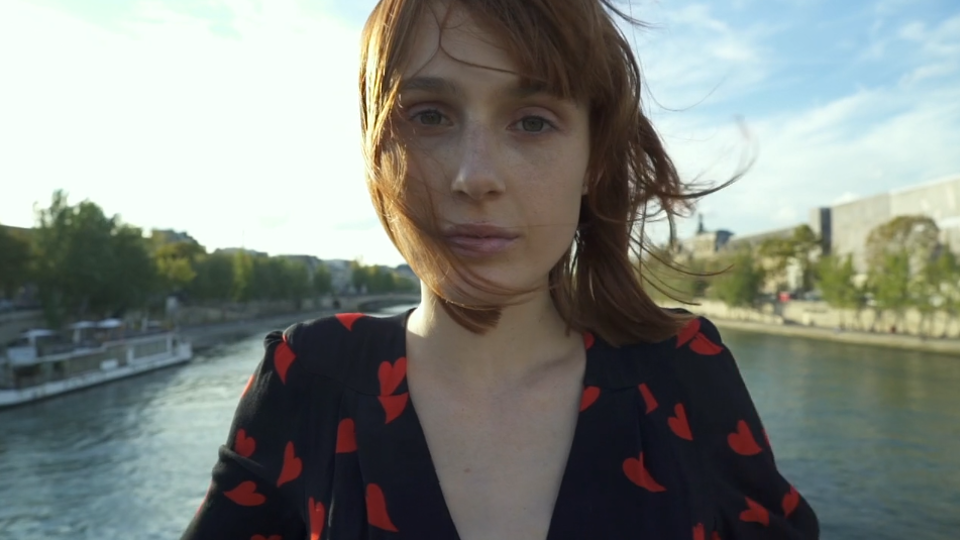 MELODY   THE FACE PARIS