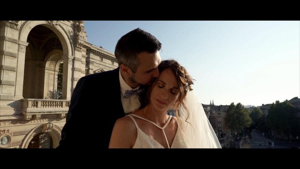MARSEILLE - SOPHIE & ROMAIN - Film de Mariage - Marseille - Benoit SAINTEMARIE Films