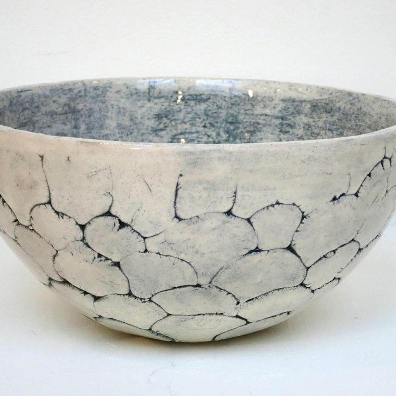 Circles Press bowl