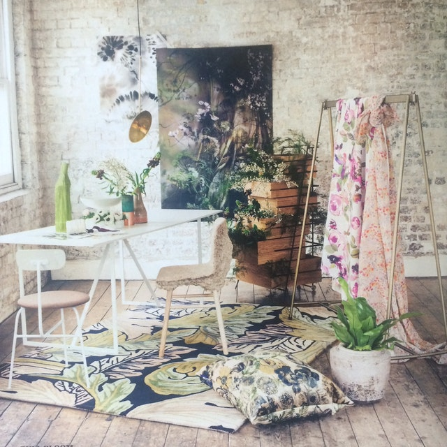 Elle Decoration, 'Its Spring, Full Bloom' May 2015