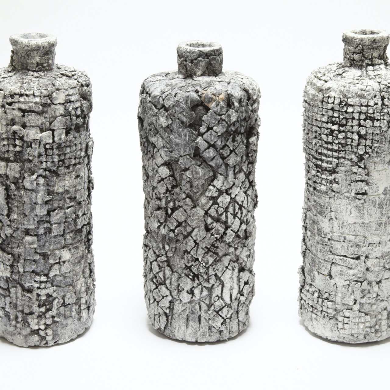 Patchwork Bottles