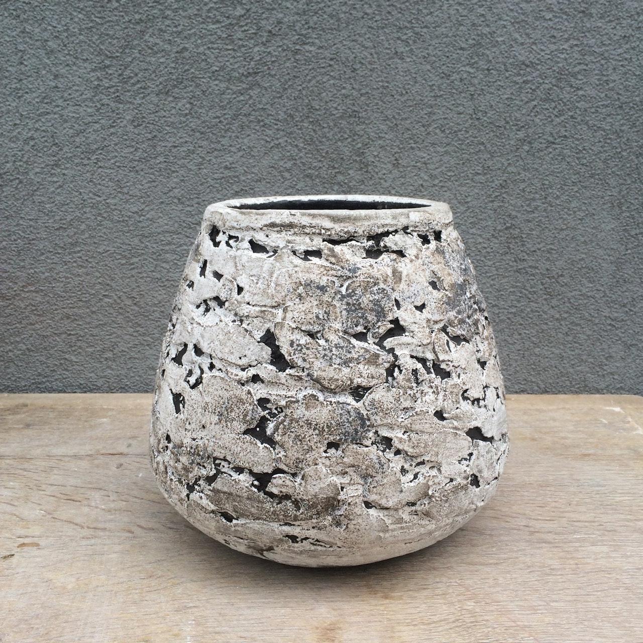 Paint mark pot (white)
