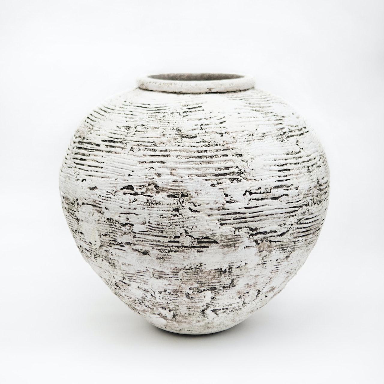 Large Lines Pot