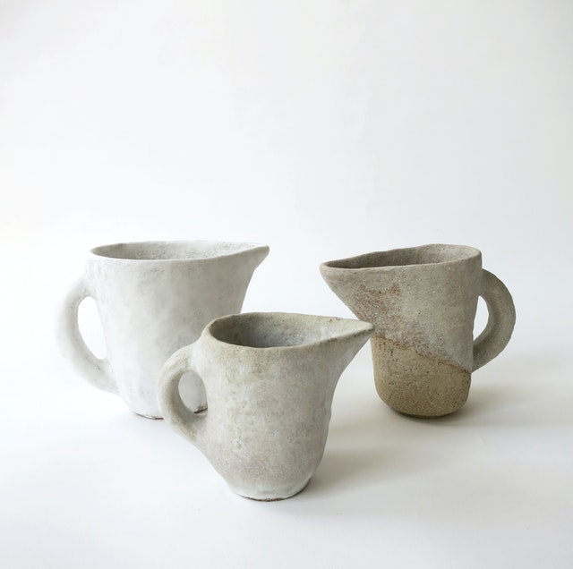 Carved Jugs