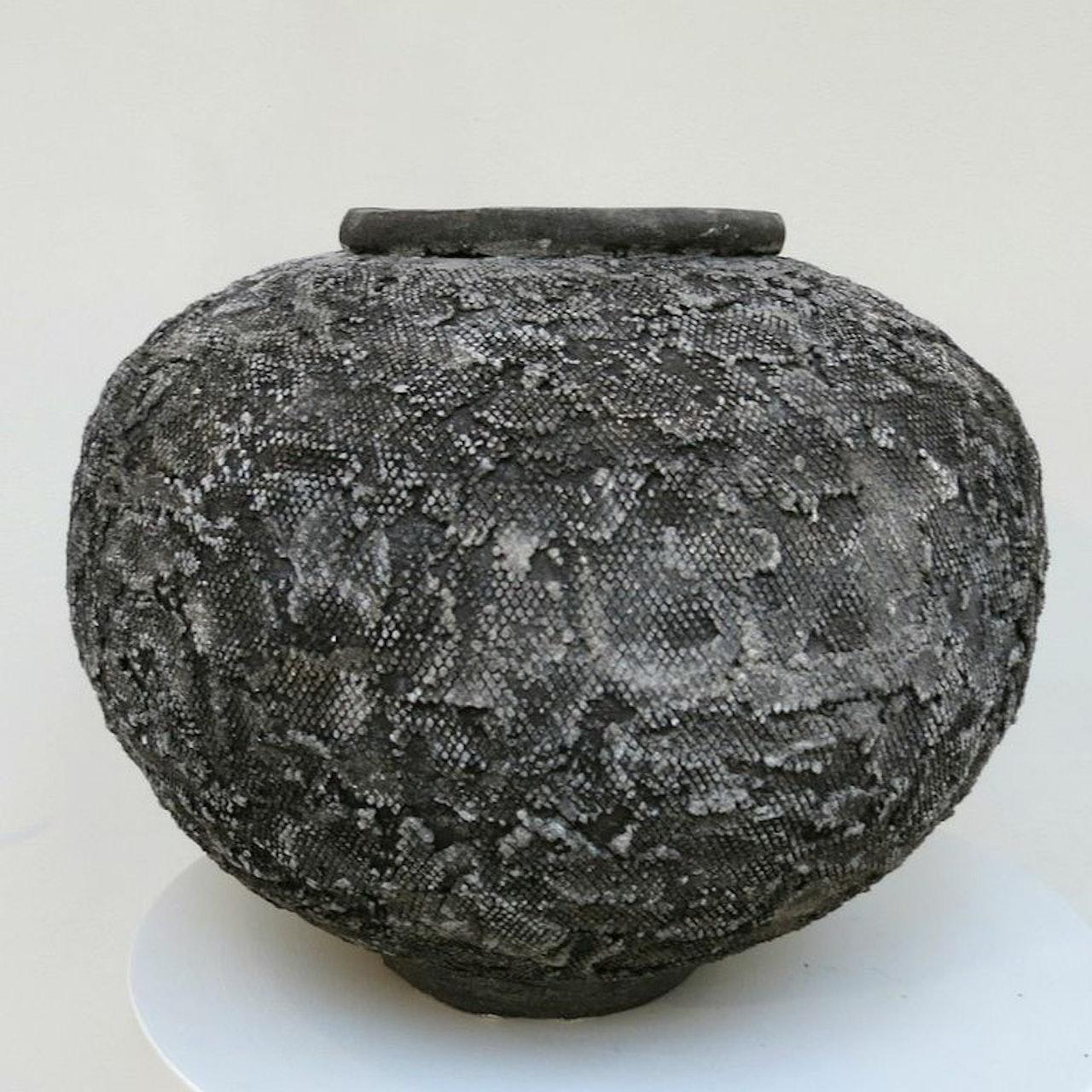 Diamonds Moon pot