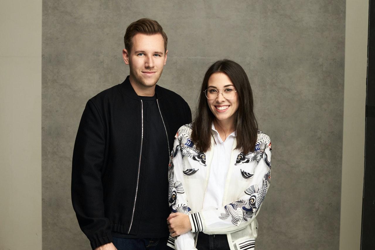 NOZY Directing Duo - Fariba Buchheim & Andreas Pfohl