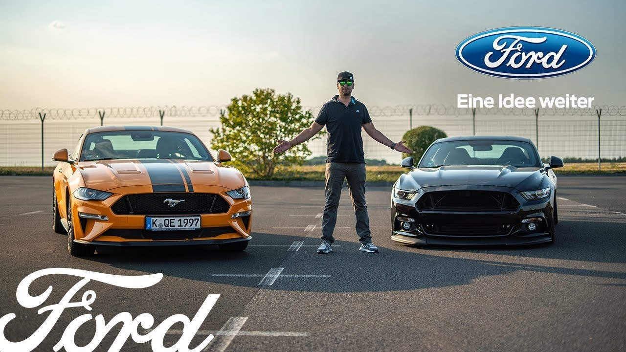 JP - Ford Mustang