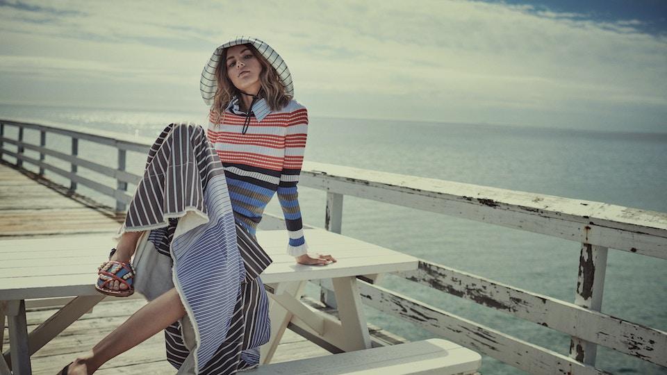 Elle Italia - Malibu