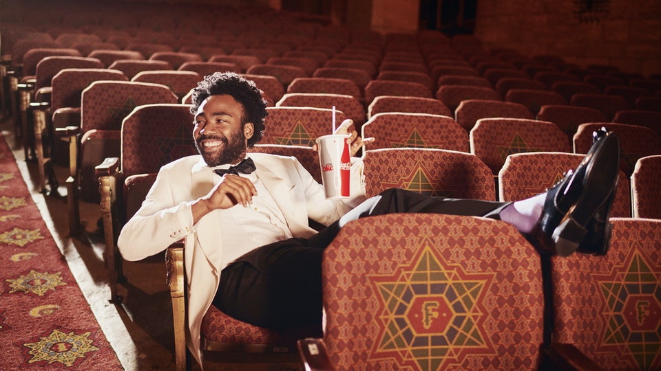 Esquire - Donald Glover