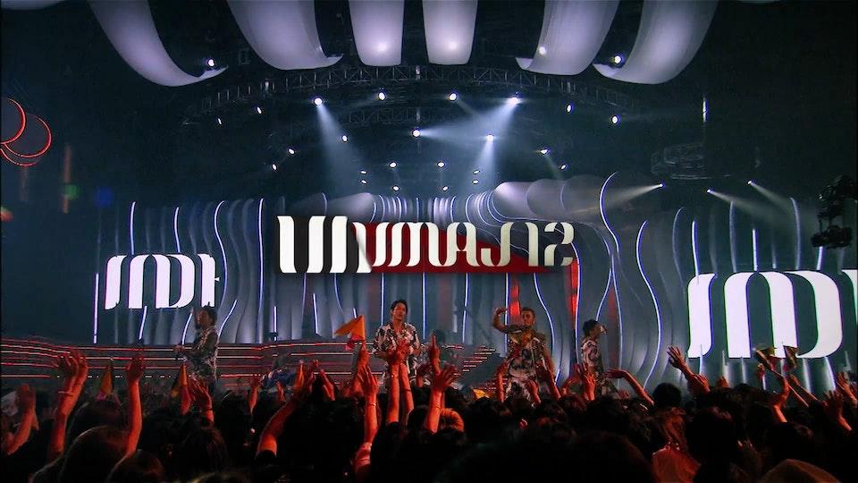 YUJI HARIU - MTV VMAJ12