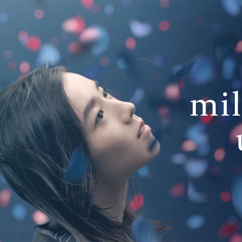 YUJI HARIU - milet / us