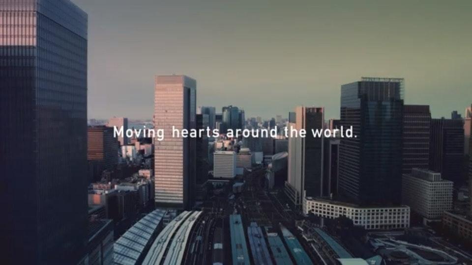 YUJI HARIU - Tokyo 2020 Venues