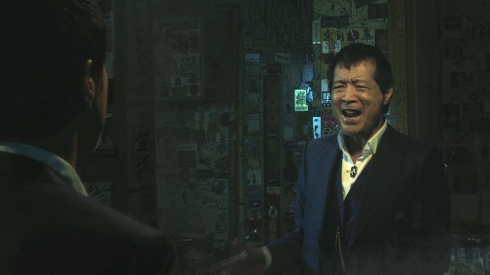 YUJI HARIU - MTV×DAM