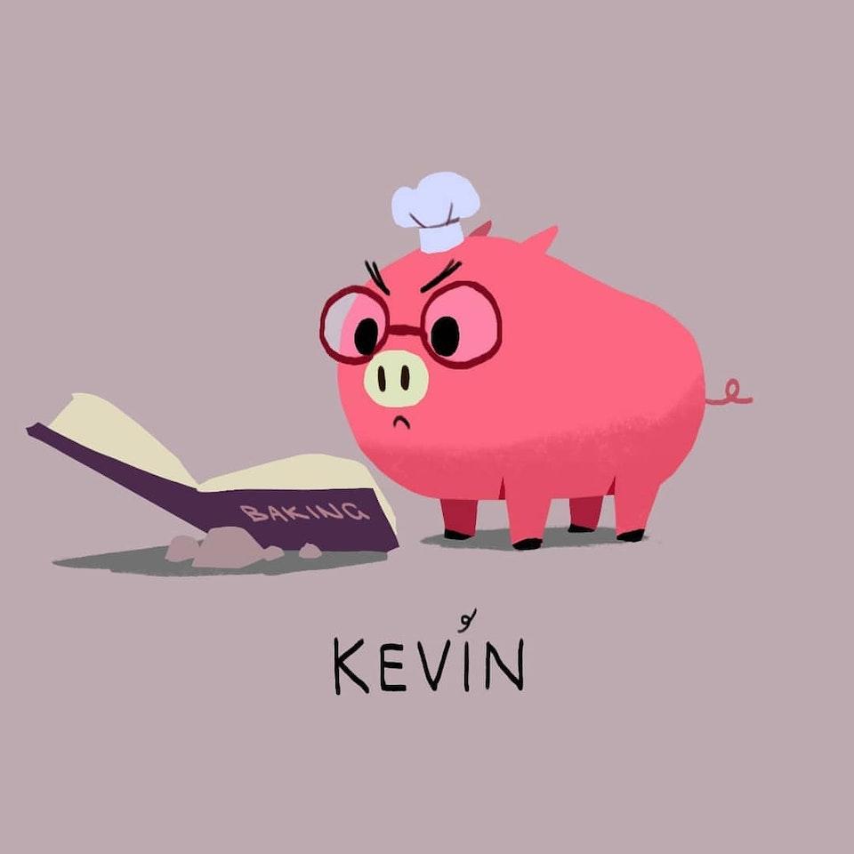 Kevin Bakin'