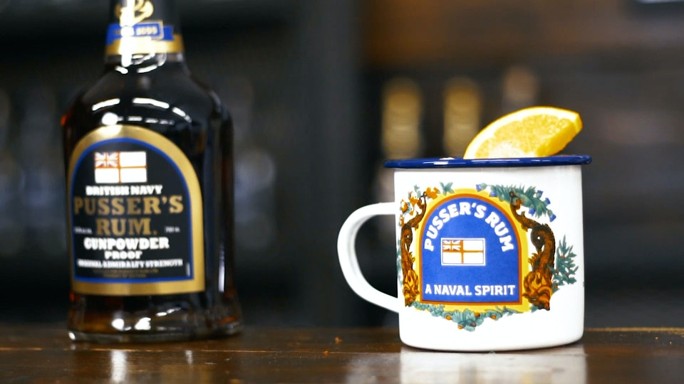 Pussers Rum - Painkiller