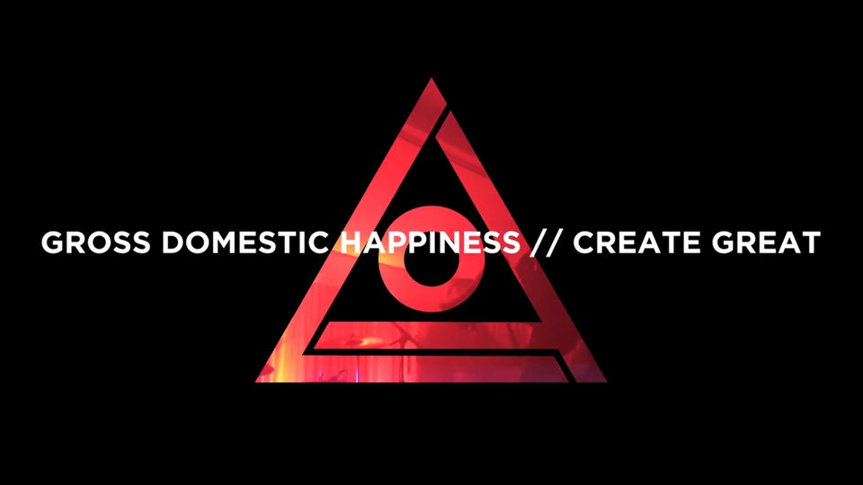 LOAstate - Gross Domestic Happiness // Create Great