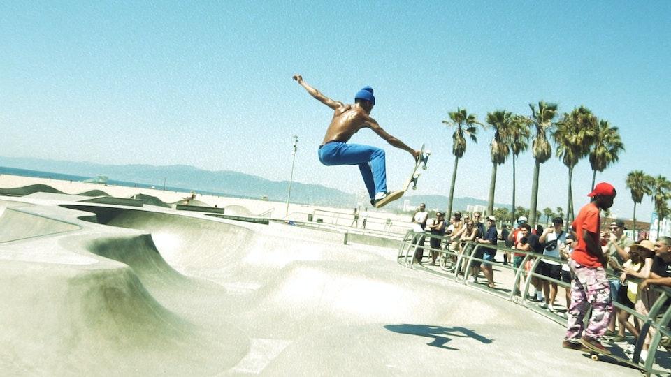 TOP BOY L.A
