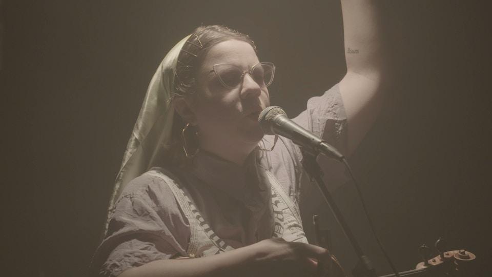 Sara Parkman (in prod.)