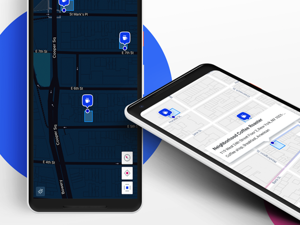 Mapfit Android SDK