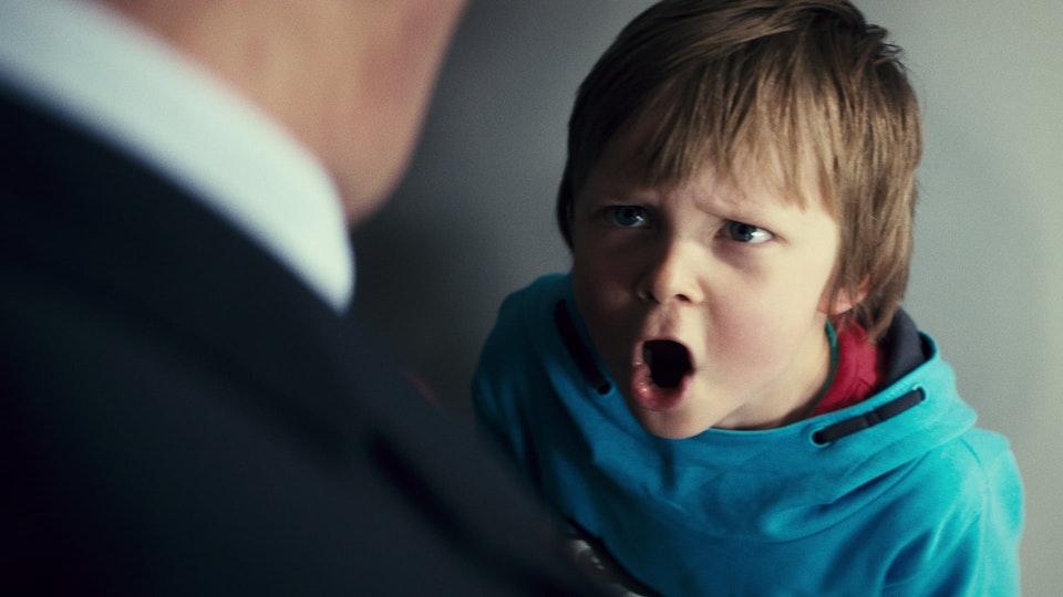 DEUTSCHE BAHN – ANGRY KIDS