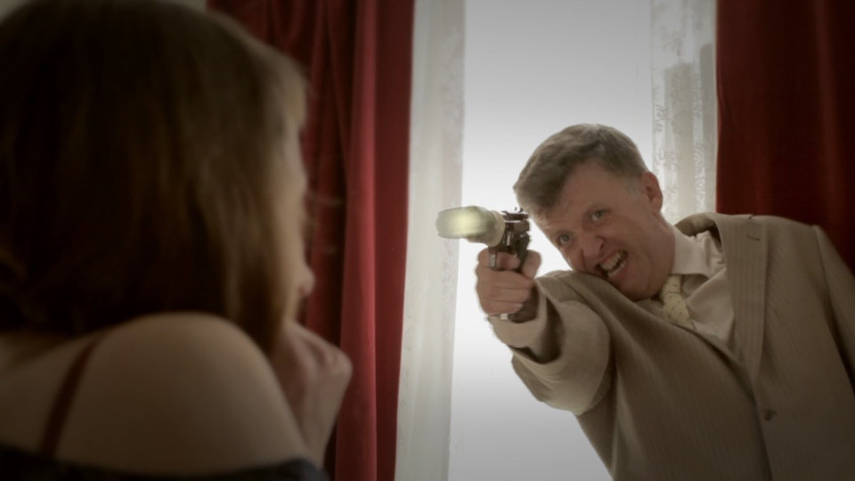 BILLY BOY – THE GUN