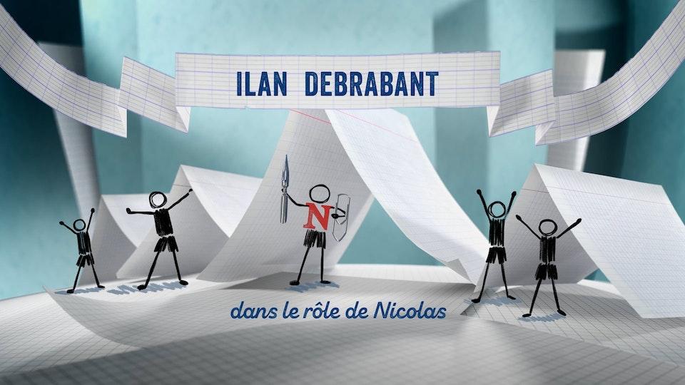 Le trésor du Petit Nicolas (Collaboration)