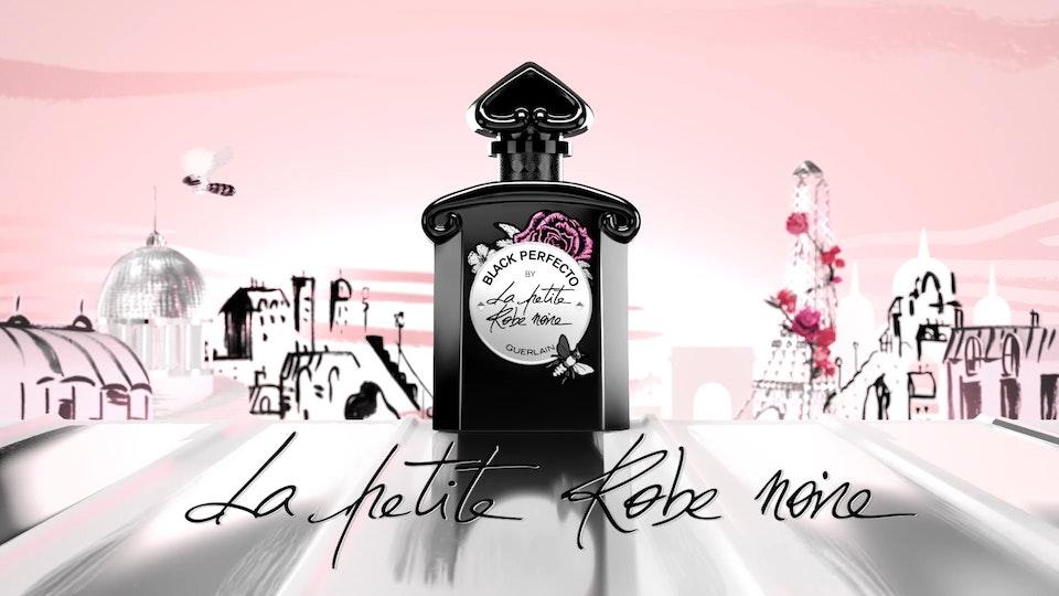 """La Petite Robe Noire """"Eau de Toilette Florale"""" (Collaboration)"""