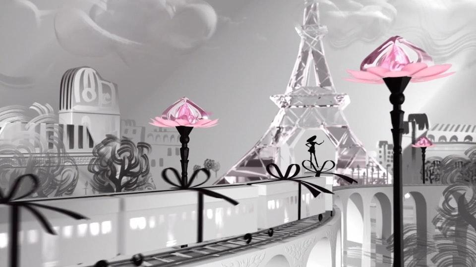 "La Petite Robe Noire ""Original Film"" (CGI Supervision) - La Petite Robe Noire ""Original Film"""
