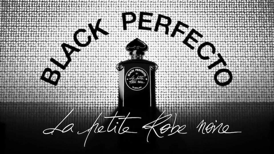 """La Petite Robe Noire """"Black Perfecto"""" (Collaboration)"""