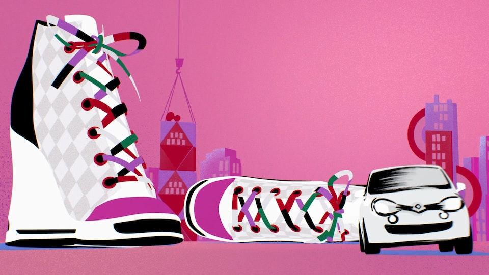 New Renault Twingo (VFX & CGI Supervision) - New Renault Twingo