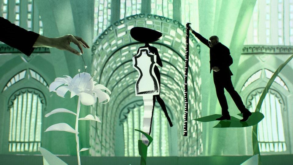 """La Petite Robe Noire """"Eau Fraîche"""" (CGI Supervision) - La Petite Robe Noire """"Eau Fraîche"""""""