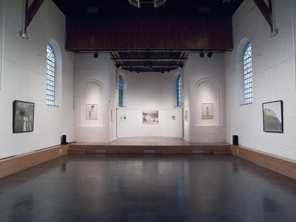 Expositions - 2014, Chapelle de Boondael, Bruxelles