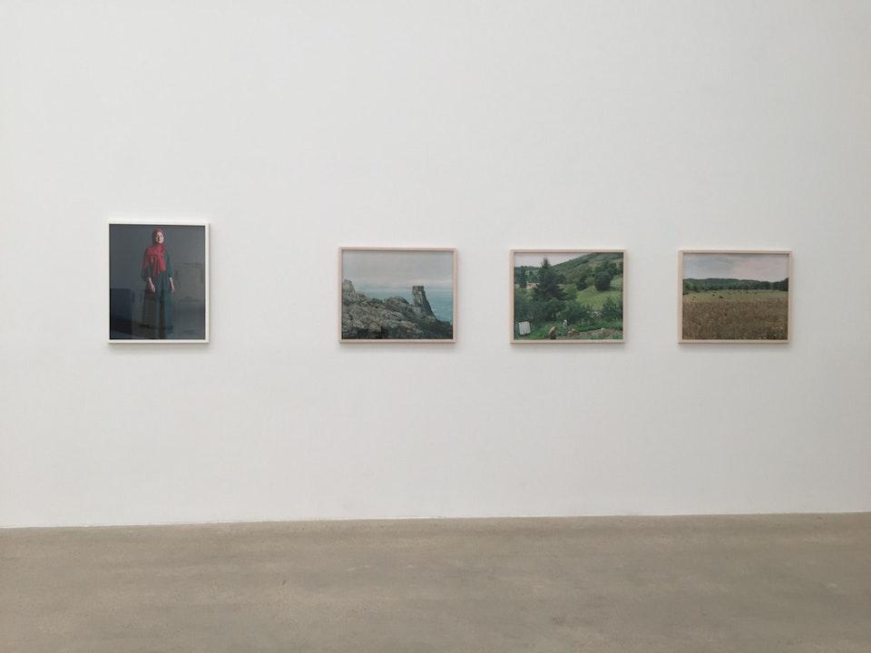 Expositions - 2017, Jeune Création à la galerie Thaddaeus Ropac, Pantin, Paris