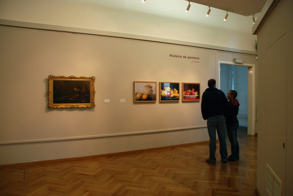 Expositions - 2008, Musée d'Ixelles, Bruxelles