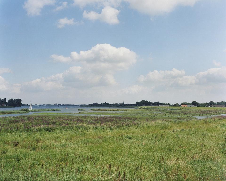 Archétype - Paysage hollandais - Vers Zierikzee, 2007 (48x60cm)