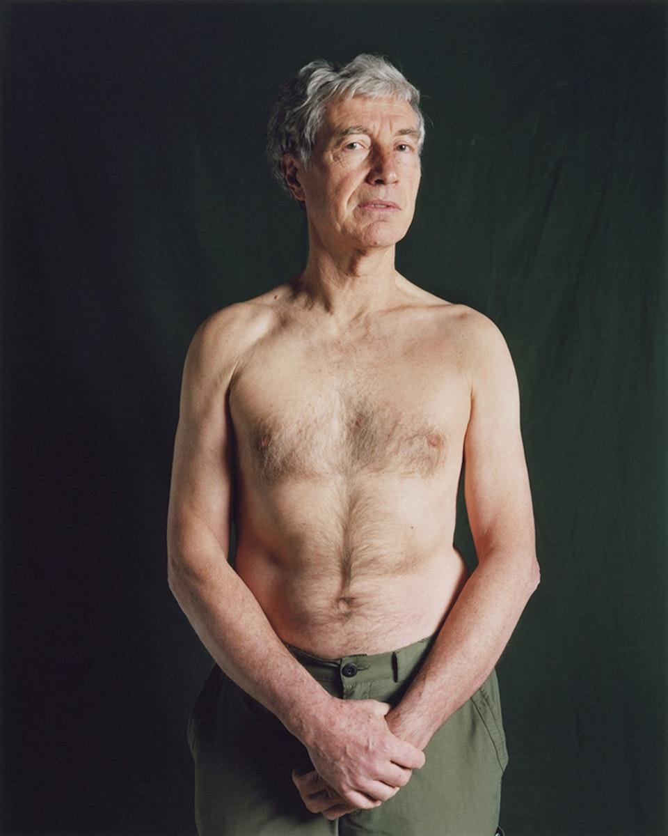 Archétype - L'homme, 2007 (100x80cm)