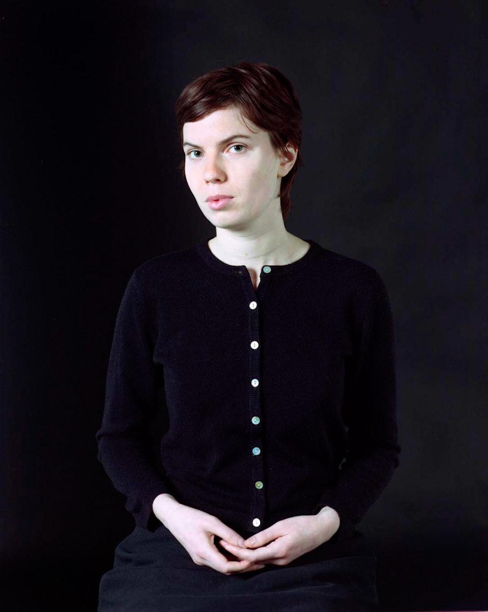Archétype - Portrait bruxellois, 2003 (36x28,5cm)