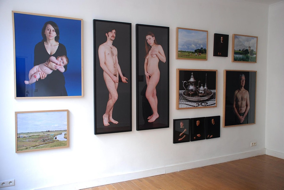 Expositions - 2007, Galerie Good Friday, Bruxelles