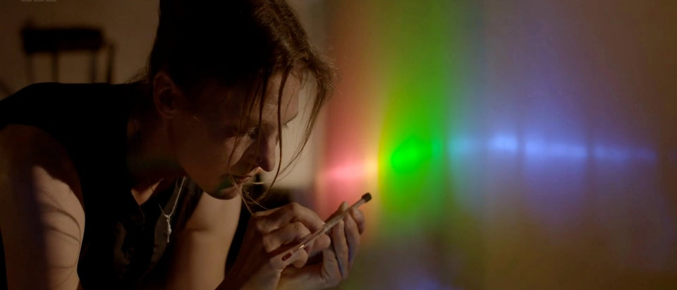 Colour: The Spectrum of Science (BBC4) - COLOUR3infrared