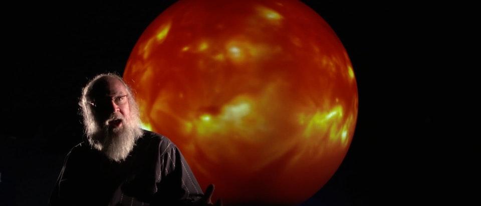 HORIZON: Secrets of the Solar System (BBC2) - SOLAR6luckyrollofthedice