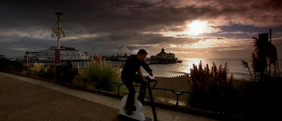 HORIZON: The Truth About Exercise (BBC2) - EXERCISE1intro