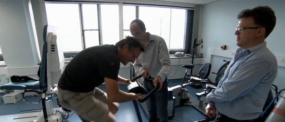HORIZON: The Truth About Exercise (BBC2) - EXERCISE3hit