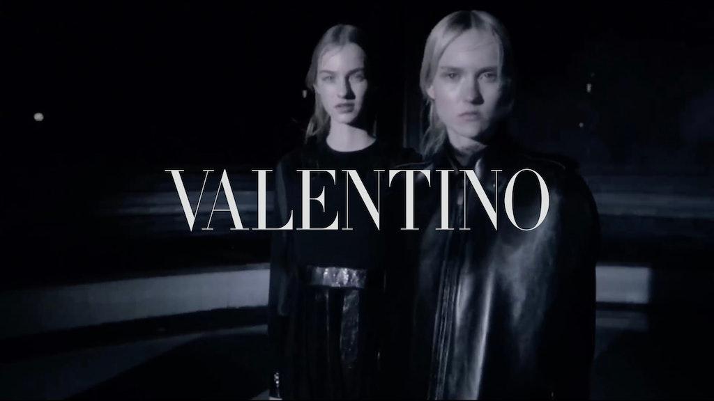VALENTINO WOMEN FW 15