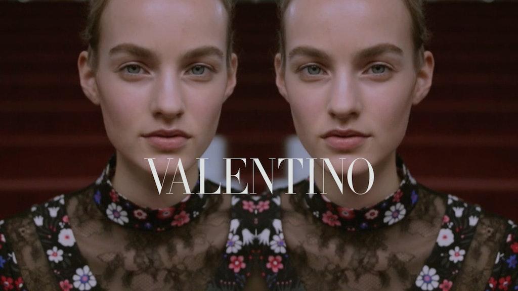 VALENTINO PREFALL 2015