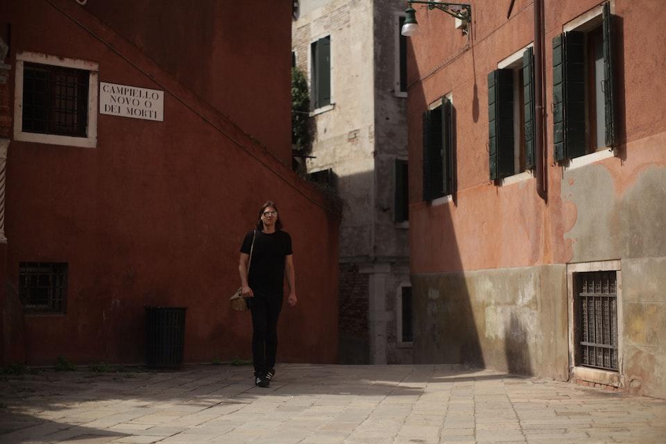 The Painting - Vogue Italia