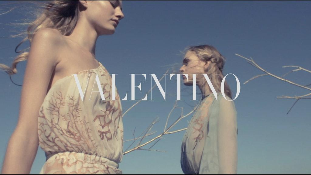 VALENTINO WOMEN SS15