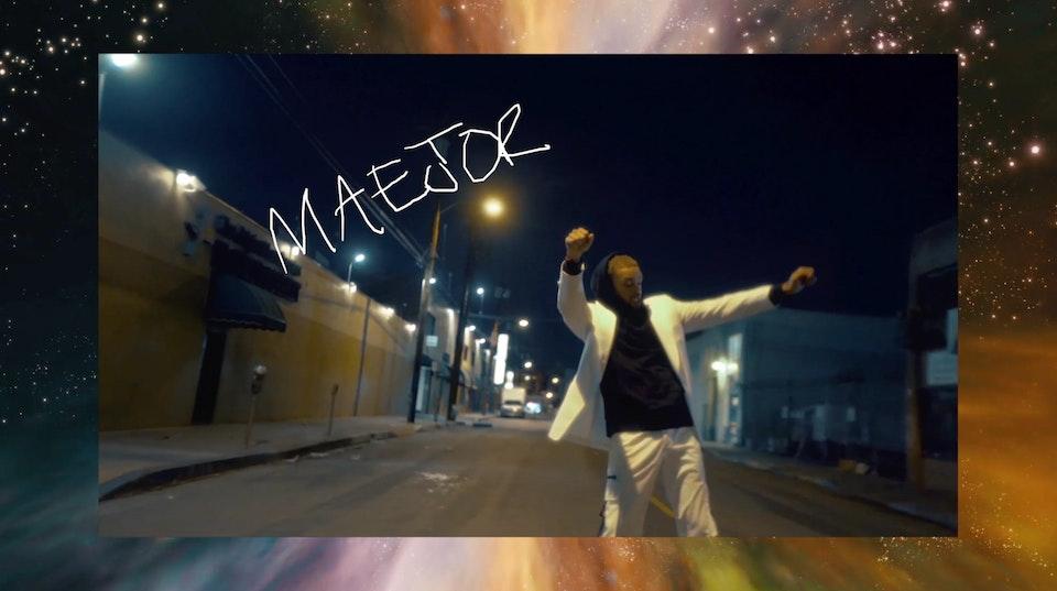 Maejor - X (432 Hz) (Official Video)