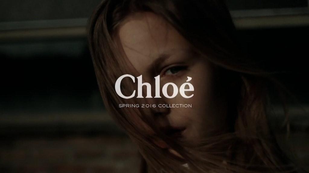 CHLOE Spring 2016 DIRECTORS VERSION