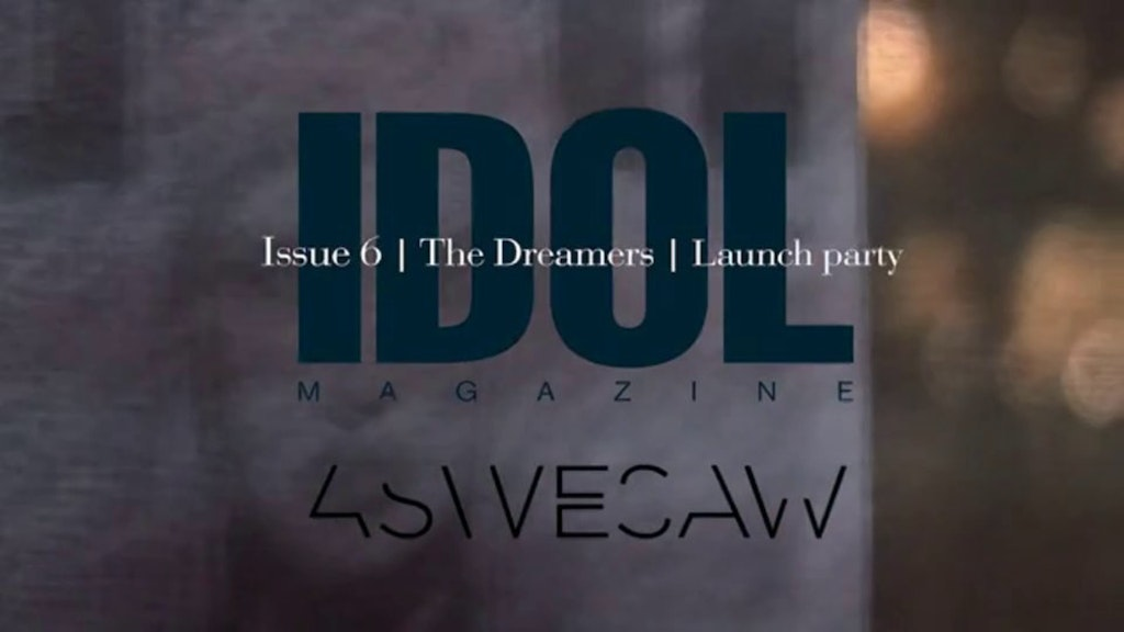 Issue 6 I The Dreamers I Launch Party